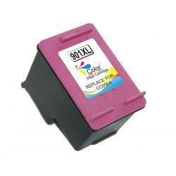 Cartucho  De Tinta Compatible HP 901 3 colores CC656AE
