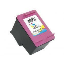Cartucho  De Tinta Compatible HP 300 3 colores CC643EE