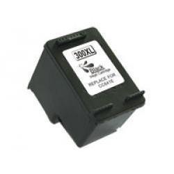 Cartucho  De Tinta Compatible HP 300 negro CC640EE