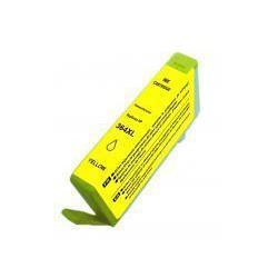 Cartucho  De Tinta Compatible HP 364 amarillo CB320EE