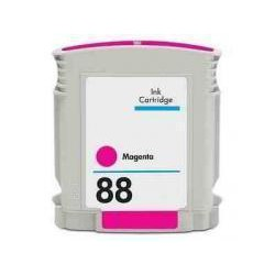 Cartucho  De Tinta Compatible HP 88 magenta C9387A