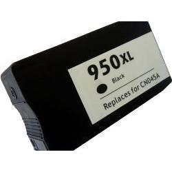 Cartucho  De Tinta Compatible HP 950 negro CN049AE