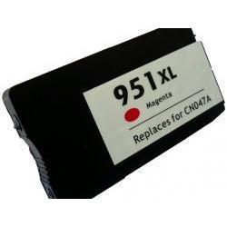 Cartucho  De Tinta Compatible HP 951 magenta CN051AE