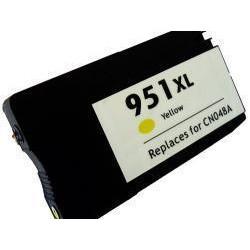 Cartucho  De Tinta Compatible HP 951 amarillo CN052AE