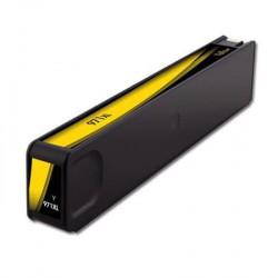 Cartucho  De Tinta Compatible HP 971 amarillo CN624AE