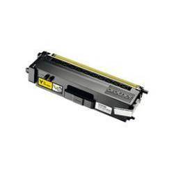 Toner Compatible BROTHER TN320Y amarillo TN-320Y