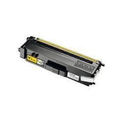 Toner Compatible BROTHER TN320Y amarillo TN-320Y