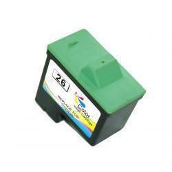 Cartucho De Tinta Compatible LEXMARK 27 3 colores 10NX227E